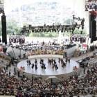 Delegaciones de la Mixteca se presentaron en la octava de la Guelaguetza