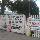 Escuela Normal Experimental Huajuapan tomada por alumnos y docentes