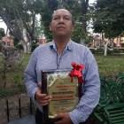 Obtiene cronista de Huajuapan mención honorifica en congreso internacional de la crónica