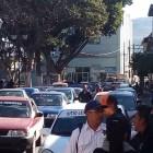 CTH y colonos de Aviación bloquearon calles para exigir atención a sus demandas