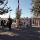 Concluye suspensión de actividades en la Escuela Normal Experimental de Huajuapan