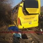 Diez muertos y seis lesionados saldo oficial de volcadura de autobús en tramo Huajuapan – Acatlán