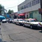 No se permitirán bases de taxis en Colón entre Constitución y Reforma: Rosales Olmos