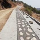 Avanza construcción de caminos rurales en la Mixteca, asegura INPI