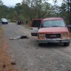 Emboscan a familia en Mixtepec; muere una niña y un hombre
