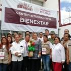 Gobierno Federal apertura cinco Centros Integradores del Bienestar en la Mixteca