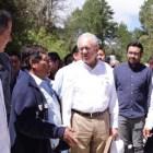 Pondrá en marcha AMLO programa para atención de escuelas en Oaxaca