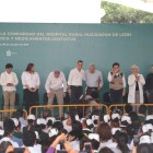 Se construirá hospital para Huajuapan: López Obrador