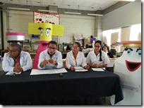 Jurisdicción N. 5, ISSTE e IMSS, realizarán Primera Jornada Nacional de Salud Pública 2019
