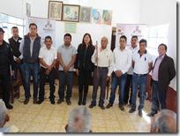 Alistan renovación de autoridades auxiliares en Huajuapan
