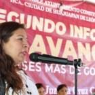 Rendirá el siete de diciembre Juantia Cruz su Primer Informe de Gobierno