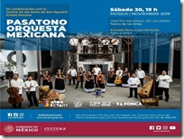 Rinde Pasatono Orquesta homenaje a víctimas del sismo del 2017 con disco MITOTE
