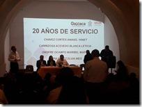 Entrega Gobierno Federal reconocimientos a empleados del sector salud por labor en la Mixteca