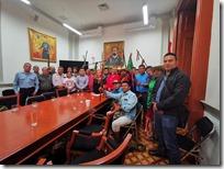Pide MULT intervención de la CNDH para lograr acuerdo de paz en región triqui