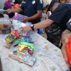 Guardia Nacional entrega juguetes en la colonia Las Palmas