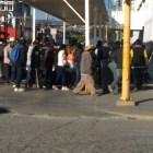 San Simón Zahuatlán y FNIC bloquean TEEO por impugación de autoridad