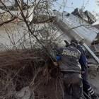 Seguridad Pública: Daños materiales dejó la volcadura de un tráiler en la carretera Huajuapan-Tehuacán