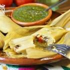 Coronavirus afecta en ventas a vendedores de tamales
