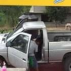 SEGURIDAD PÚBLICA: Se roban camioneta en Huajuapan