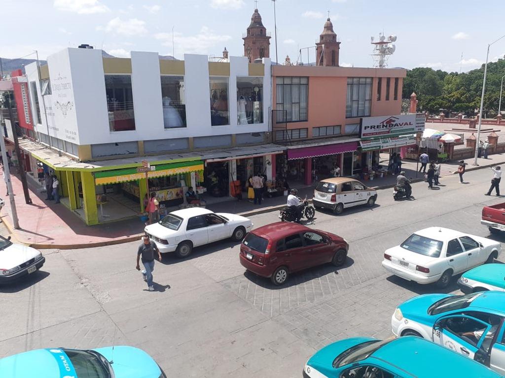 Amplían horarios para el sector comercial en Huajuapan