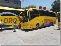 Reaperturan terminales de autobuses y suburbanas en Huajuapan