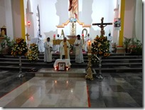 Cenizas de Obispo quedarán en Huajuapan y Sonora