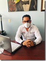 Da positivo a coronavirus Vicefiscal en la Mixteca
