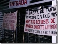 Agencias municipales de Atatlahuaca exigen reconocimiento de sus autoridades