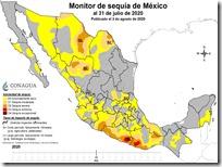 Registra Mixteca bajas lluvias