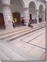San Juan Cuitito toma palacio municipal (1)