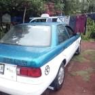 SEGURIDAD PÚBLICA: Localizan taxi del sitio Colón tras ser robado en agencia El Carmen