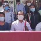 Munícipe de Tlachichilco pide al Gobierno apoyos para su comunidad