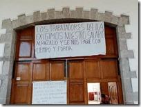 Toman palacio municipal de Tezoatlán