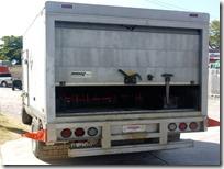 Camioneta robada en Tonalá