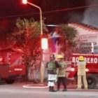 SEGURIDAD PÚBLICA: Se registra incendio en vivienda utilizada como refugio en avenida Venustiano Carranza