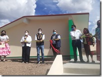 Inauguran aula en TBC