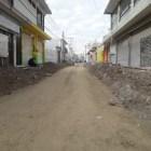 Se retrasa obra de la calle Allende por electrificación