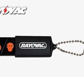Batteriförvaring hörapparatsbatterier