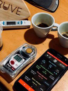 BREWING - Xeridas coffee
