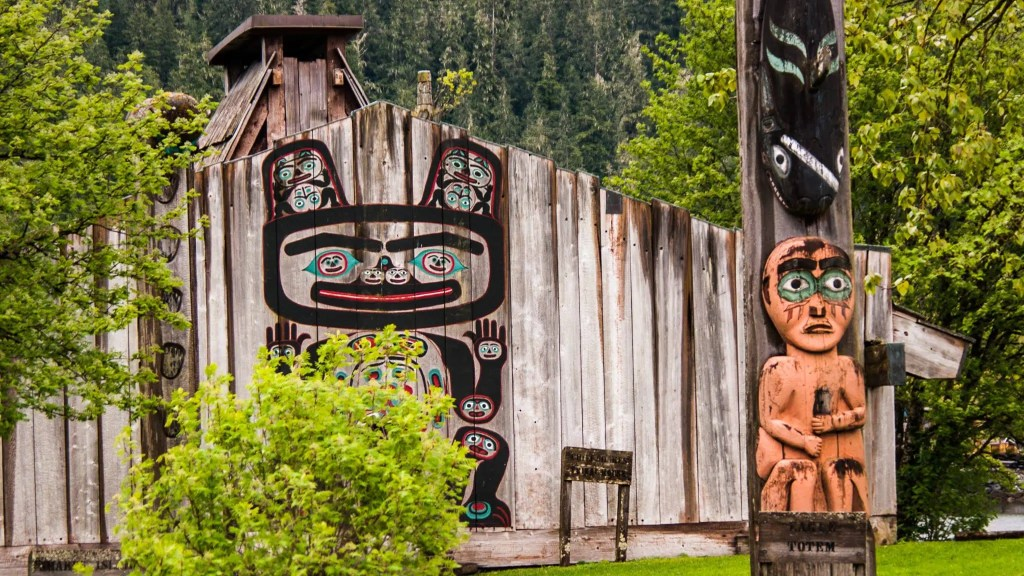 A Moving Visit to Chief Shakes Tribal Home