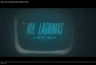 NICKY JAM – ¨MIL LAGRIMAS¨ (VIDEO OFFICIAL)