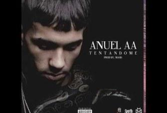 "Anuel AA consigue Un Millón De Views con el Cover Audio de ""Tentándome"""
