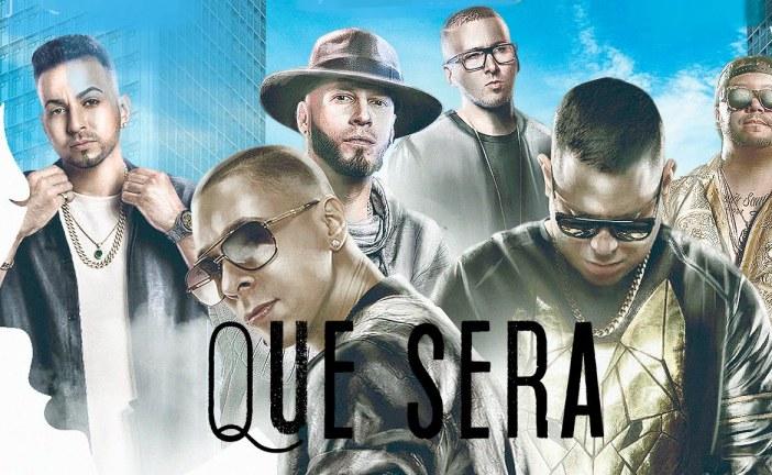 Baby Rasta y Gringo Ft Alexis y Fido, Jory Boy, Justin Quiles — Que Sera De Mi [Official Remix]