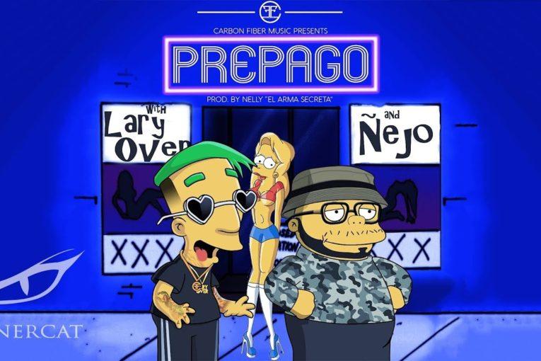LARY OVER x ÑEJO – PREPAGO (OFFICIAL AUDIO)