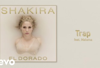 SHAKIRA ft MALUMA –  TRAP (AUDIO)