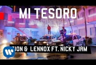ZION & LENNOX ft NICKY JAM – MI TESORO (VIDEO OFFICIAL)