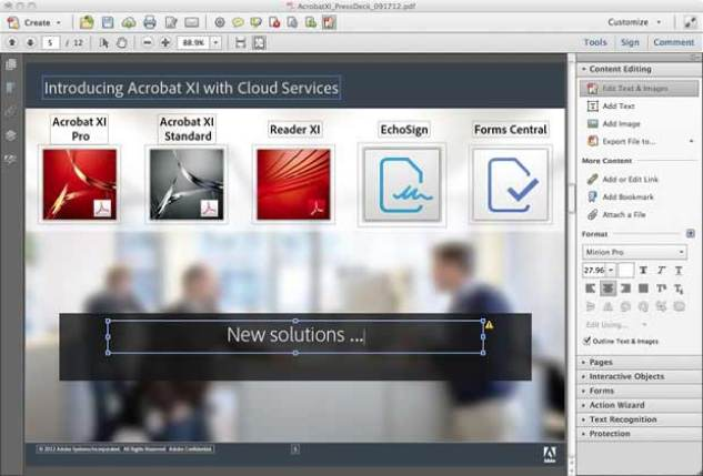 Adobe Acrobat XI Professional 11.0.23