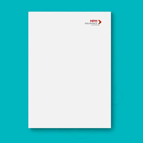Cetak Kop Surat Full Color