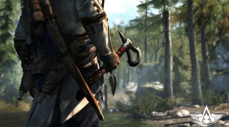Ο χαρακτήρας θα μπορεί να κουβαλάει περισσότερα όπλα από πριν.
