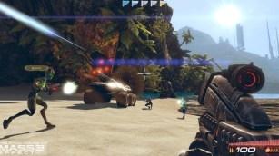Mass Effect: Team Assault